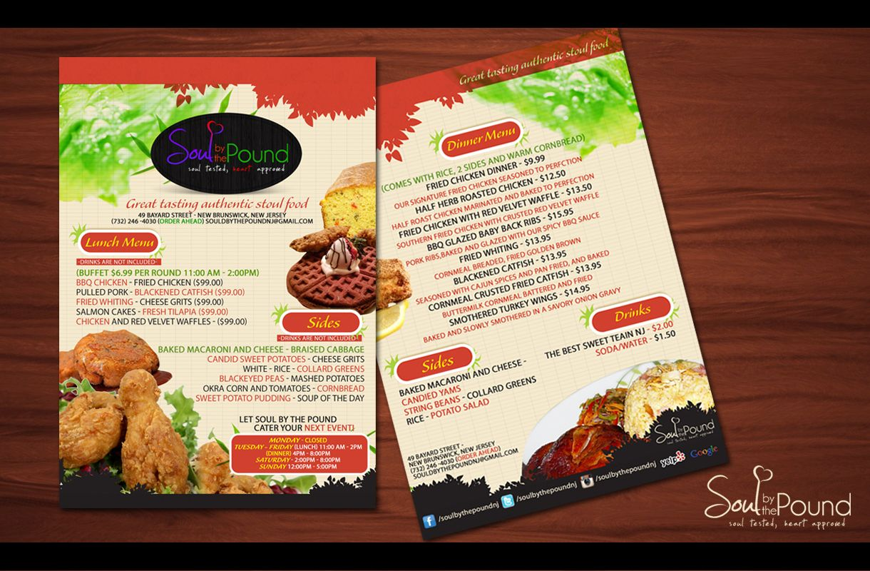 catering flyer design の画像検索結果 food flyer pinterest