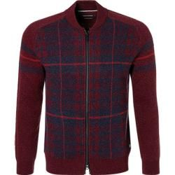 Photo of Marc O Polo Cardigan Herren, Schurwolle, Rot Marc O Polo