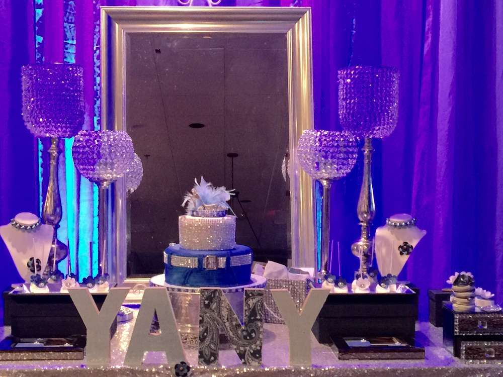 3ee109c4d79 Diamonds and Denim Birthday Party Ideas in 2019