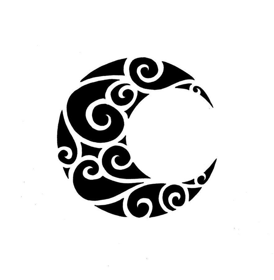 A Recent Commission Stylized Tribal Esque Zodiac Symbols