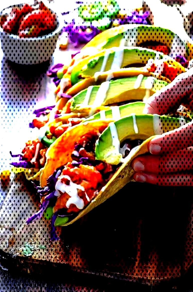 vegan taco recipes make for the ideal comfort food for meat-free lovers. Perfect for lunches and di