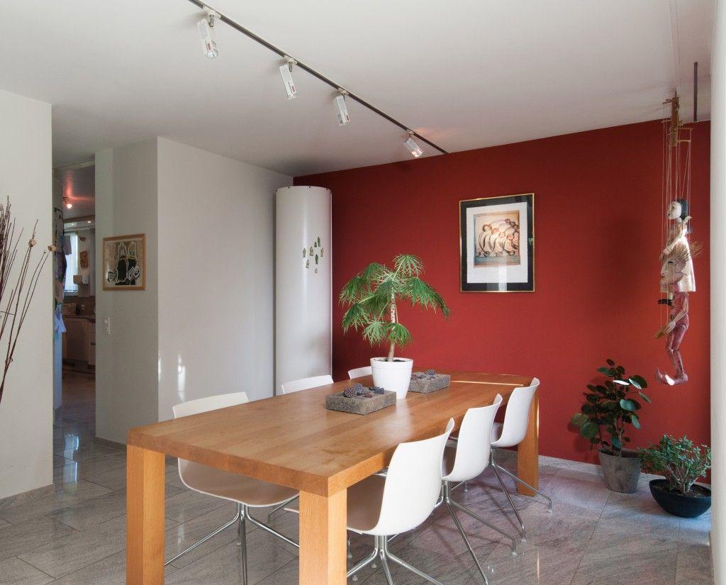 0013_Foto2 - Einfamilienhaus: Langnau a/A – Planung Raum- und Farbkonzept - d sein werke