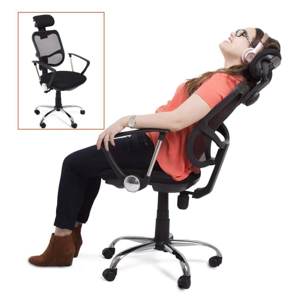 Edge ergonomic office chair pillows and modern