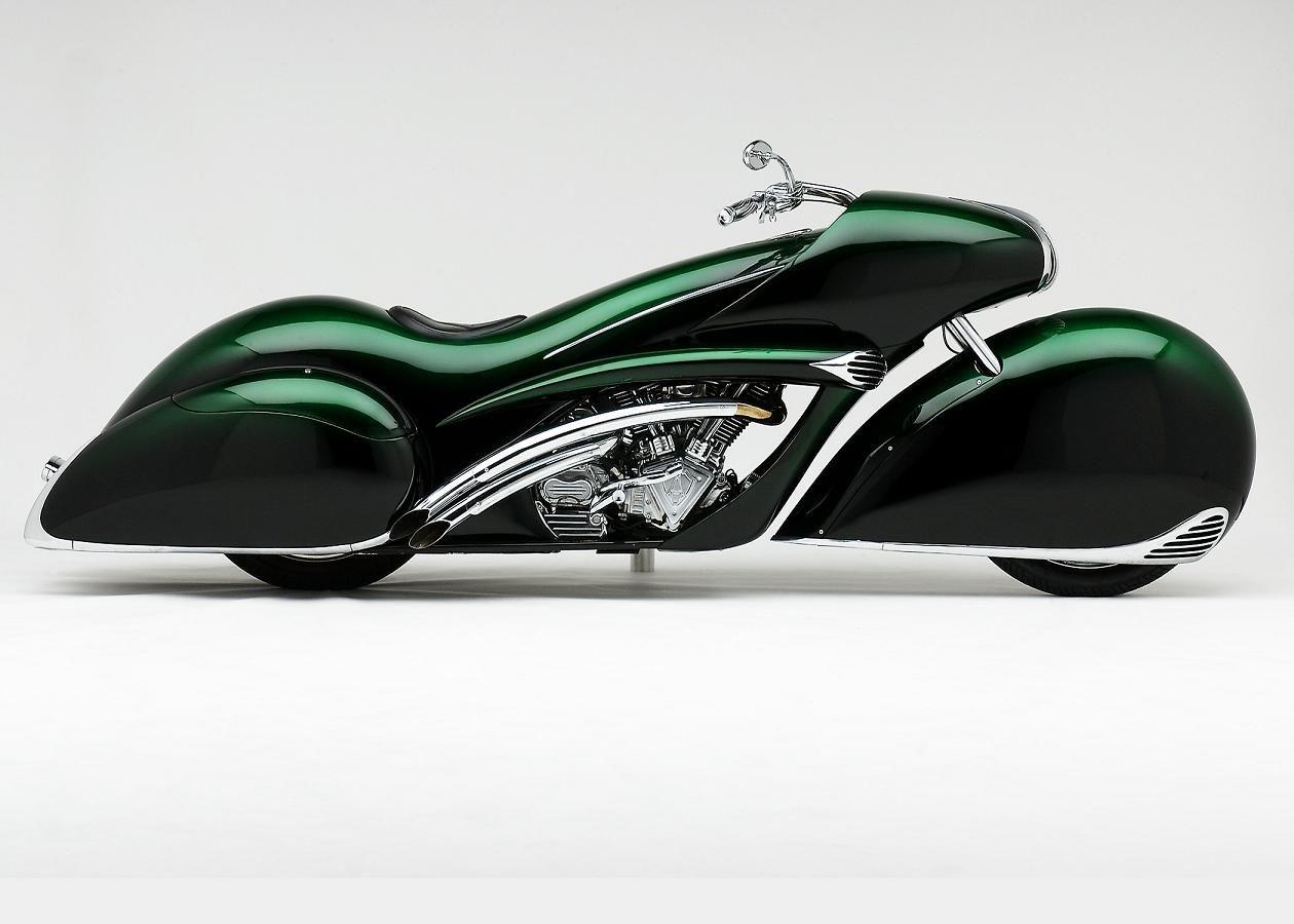 Art Deco as motocycle - Kawasaki Vulcan 750 Forum : Kawasaki VN750 Forums