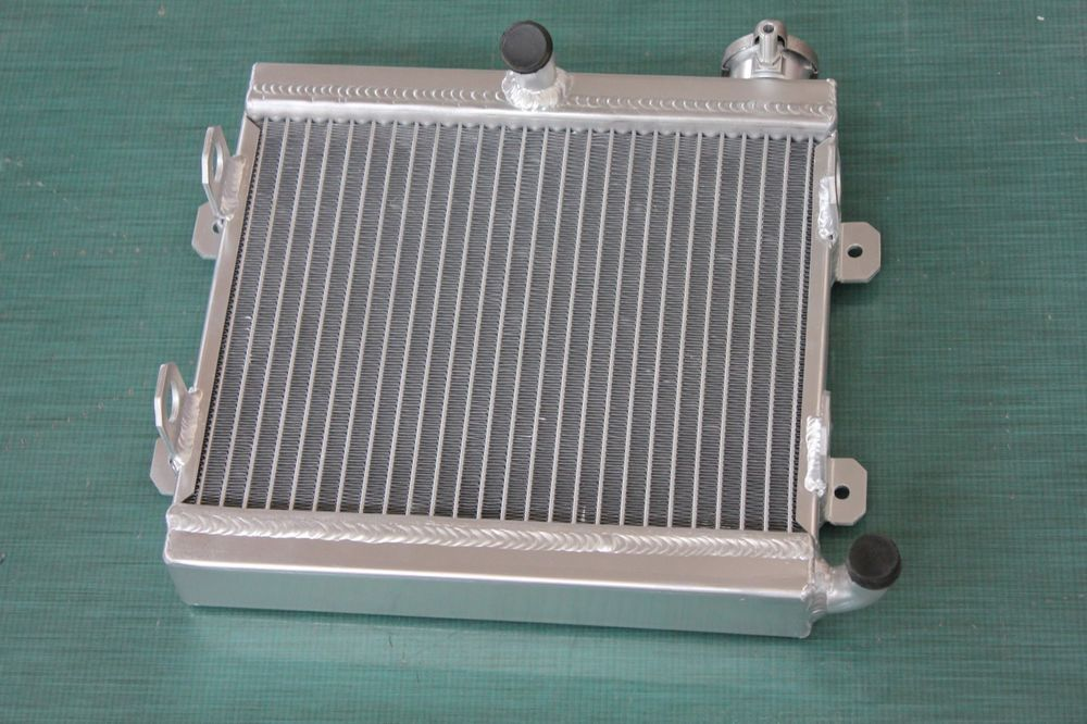32MM Aluminum Radiator ULTRALIGHT ROTAX 912i 912 914 UL 4-STROKE Engine
