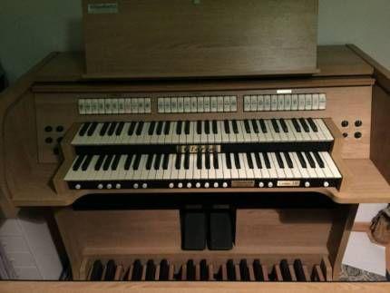 gloria cantus 230 digitale orgel in bonn bad godesberg. Black Bedroom Furniture Sets. Home Design Ideas