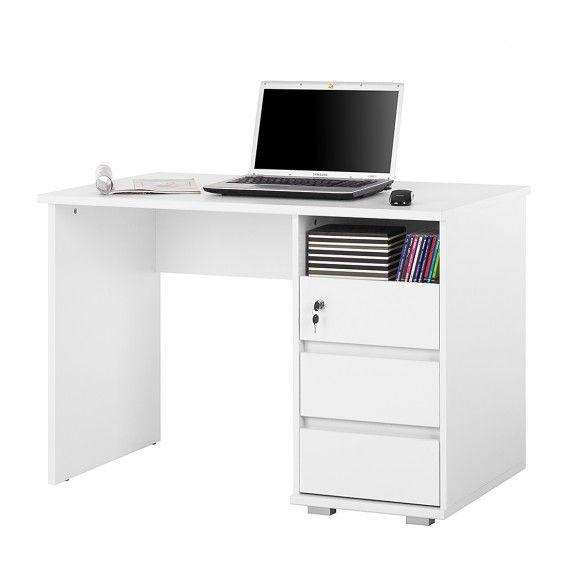 Schreibtisch Wilson Schlafzimmer Schreibtisch Weiss