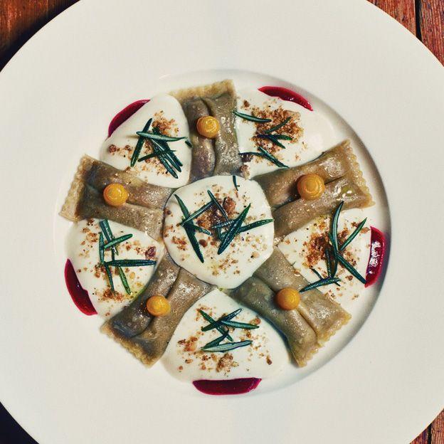 4 Bucas Ravioli TOfood  Best Dishes in Toronto  Pinterest  Ravioli Toronto and Dishes