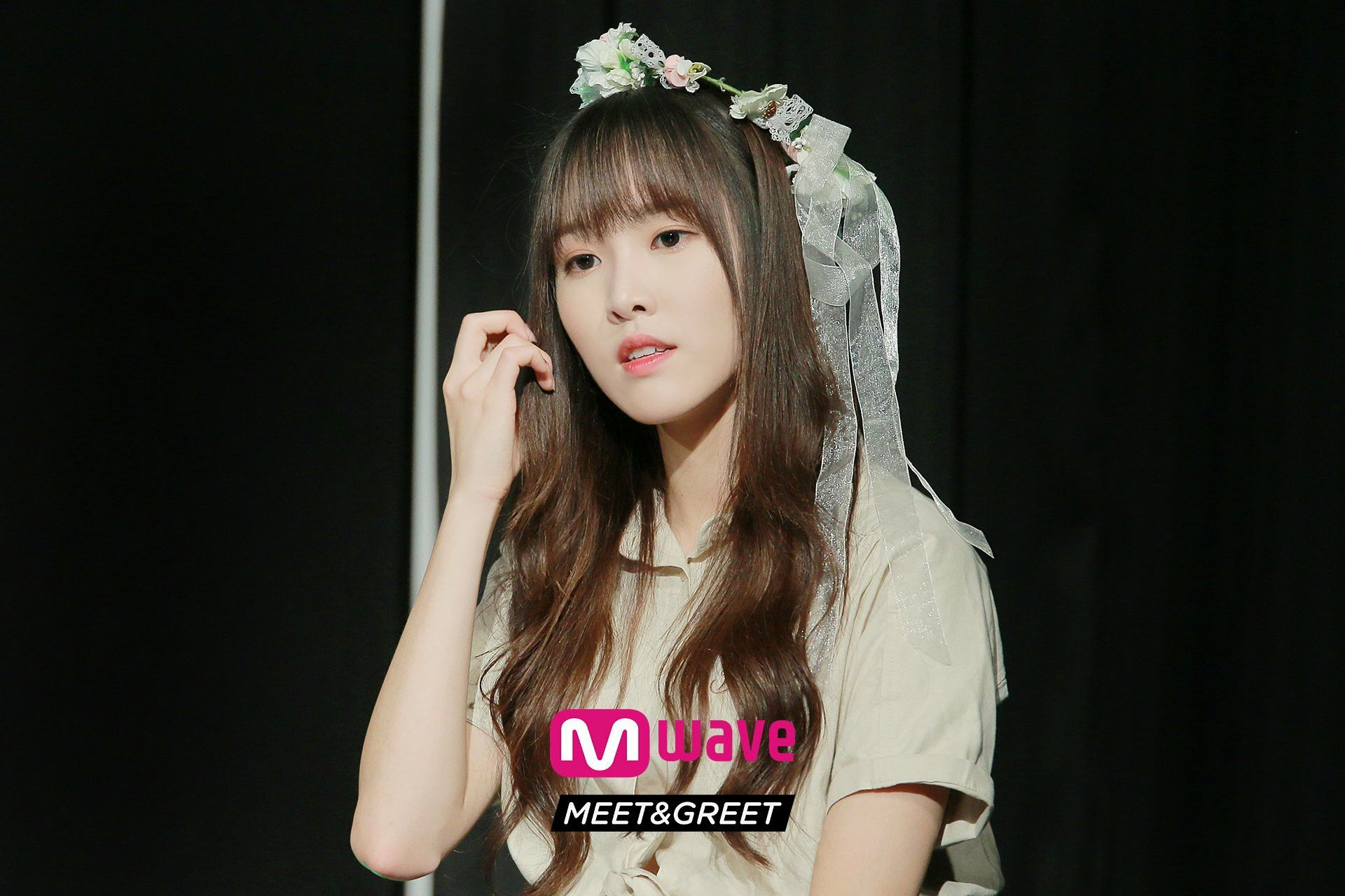 Gfriend at mwave mnet meet and greet cr twitter yuju pinterest gfriend at mwave mnet meet and greet cr twitter kristyandbryce Image collections