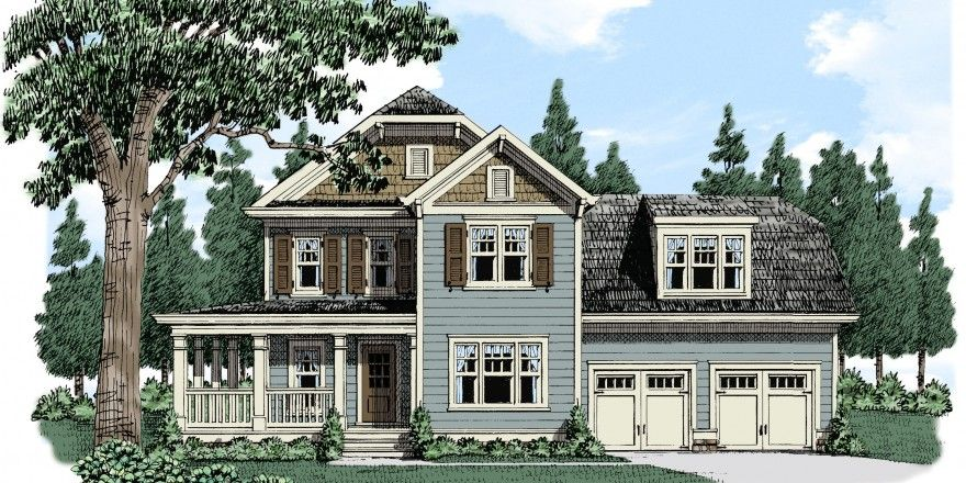 Juliette db homes 2 stories 3 2 5