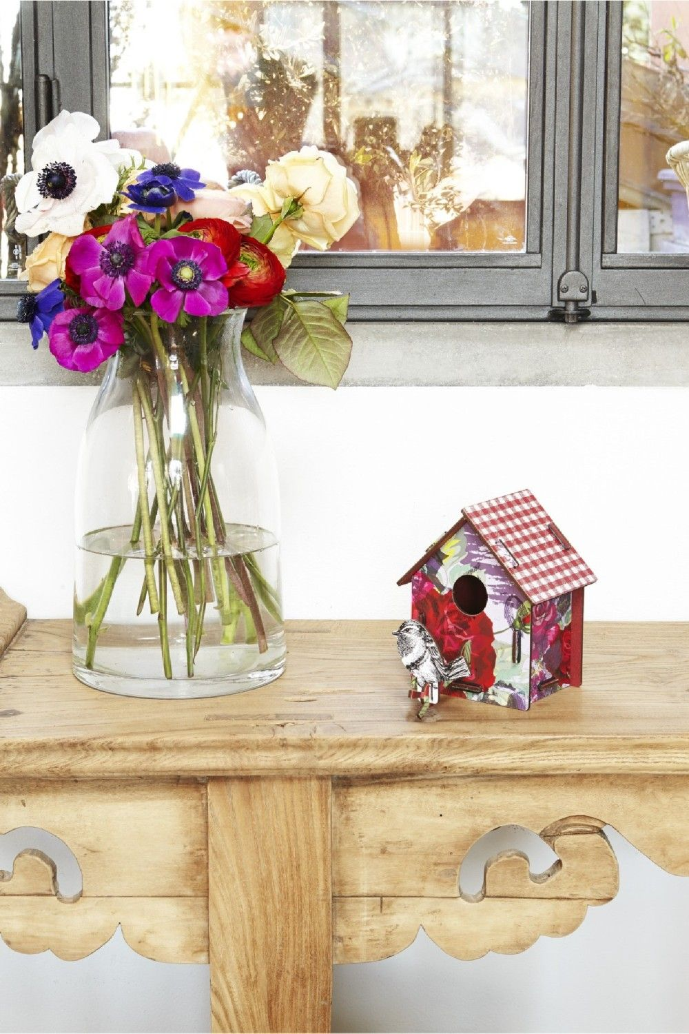 Miho Teppiche Miho Unexpected Things Birdhouses Are Available In Two Different