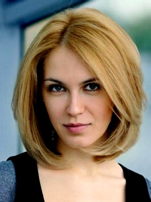 Most Suitable Bob Hairstyles For Round Faces Hairstyle Tips Hair
