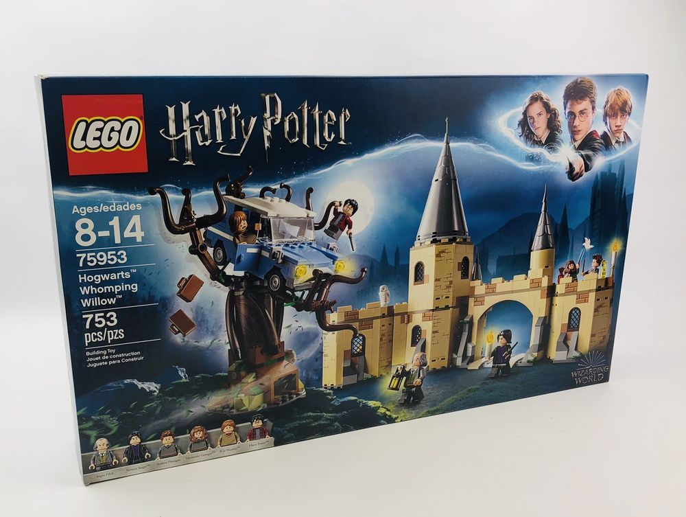 LEGO 75953 Hogwarts Whomping Willow  Harry Potter Wizarding World NEW