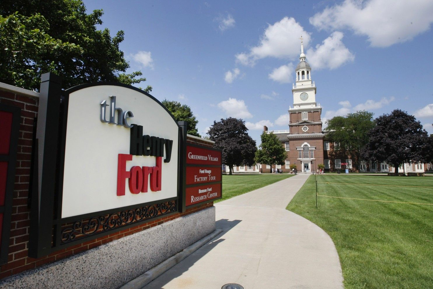 The Henry Ford Museum In Suburban Detroit Has Changed Its Name To
