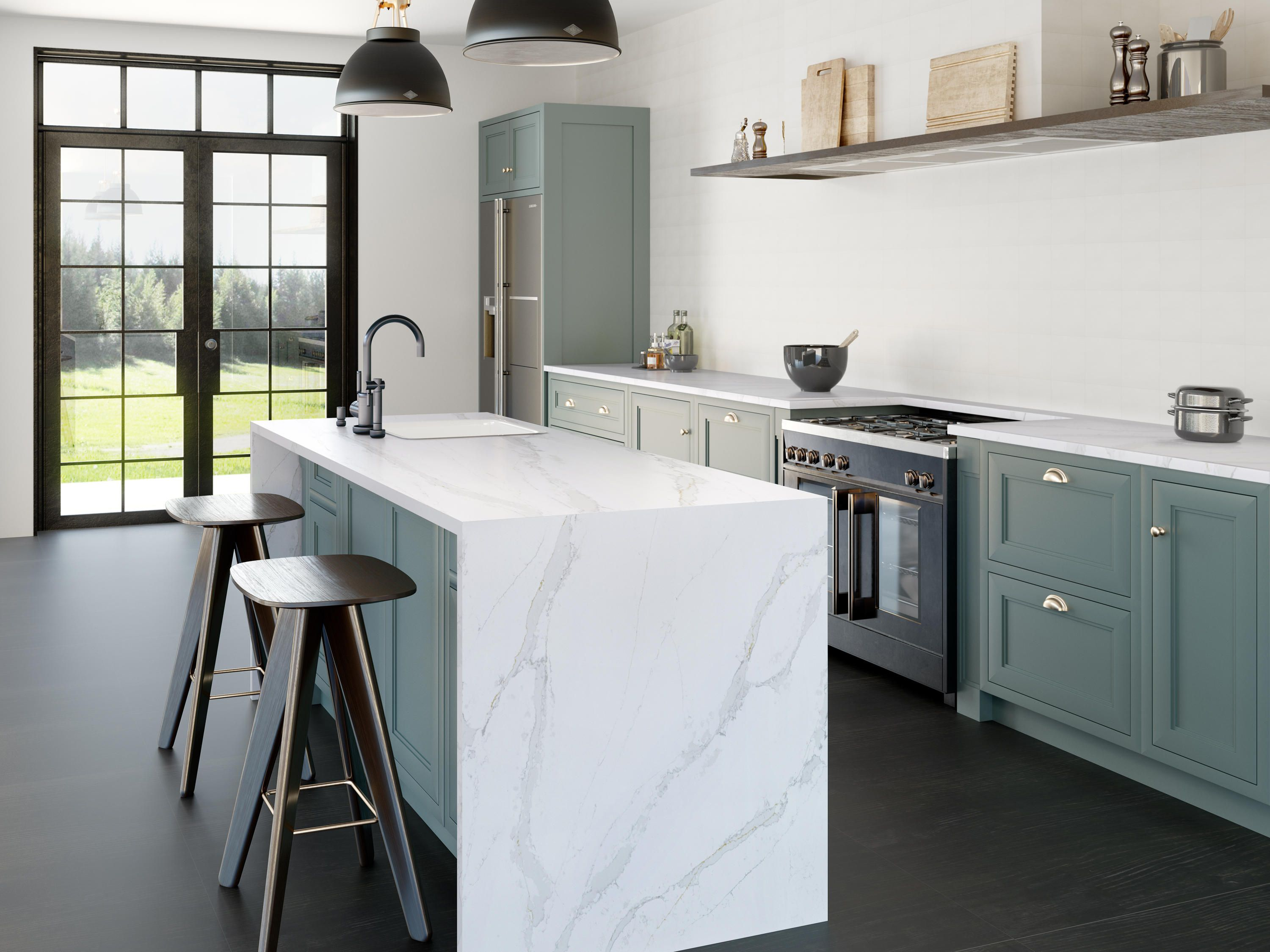 Wunderbar Image Result For Calacatta Gold Silestone