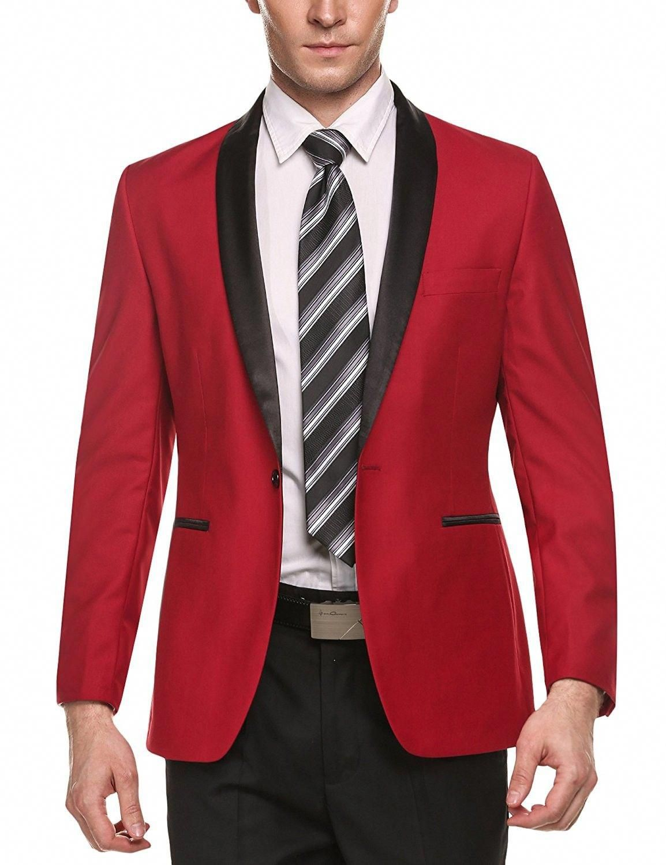 Men's Clothing, Suits & Sport Coats,Men's Slim Fit Stylish