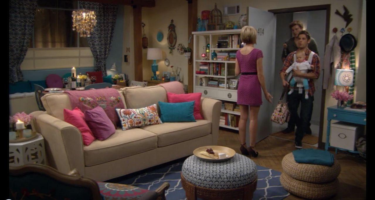Riley S Apartment In Baby Daddy