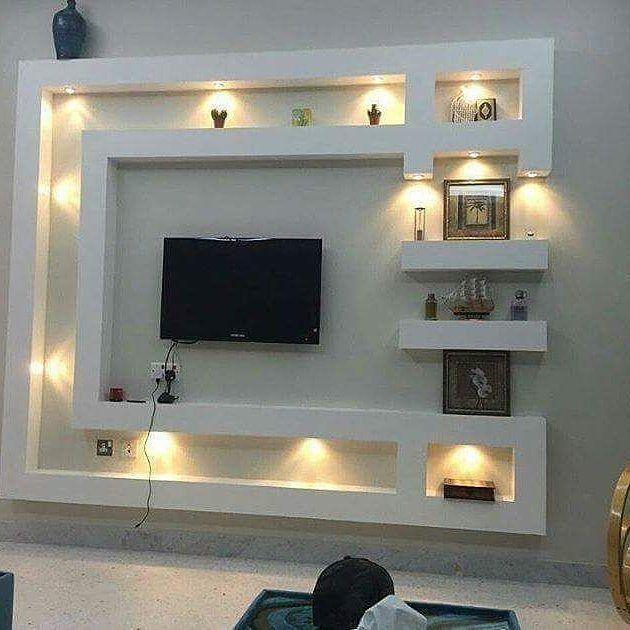 Decoration Tv Wall Design Ceiling Design Living Room House Ceiling Design