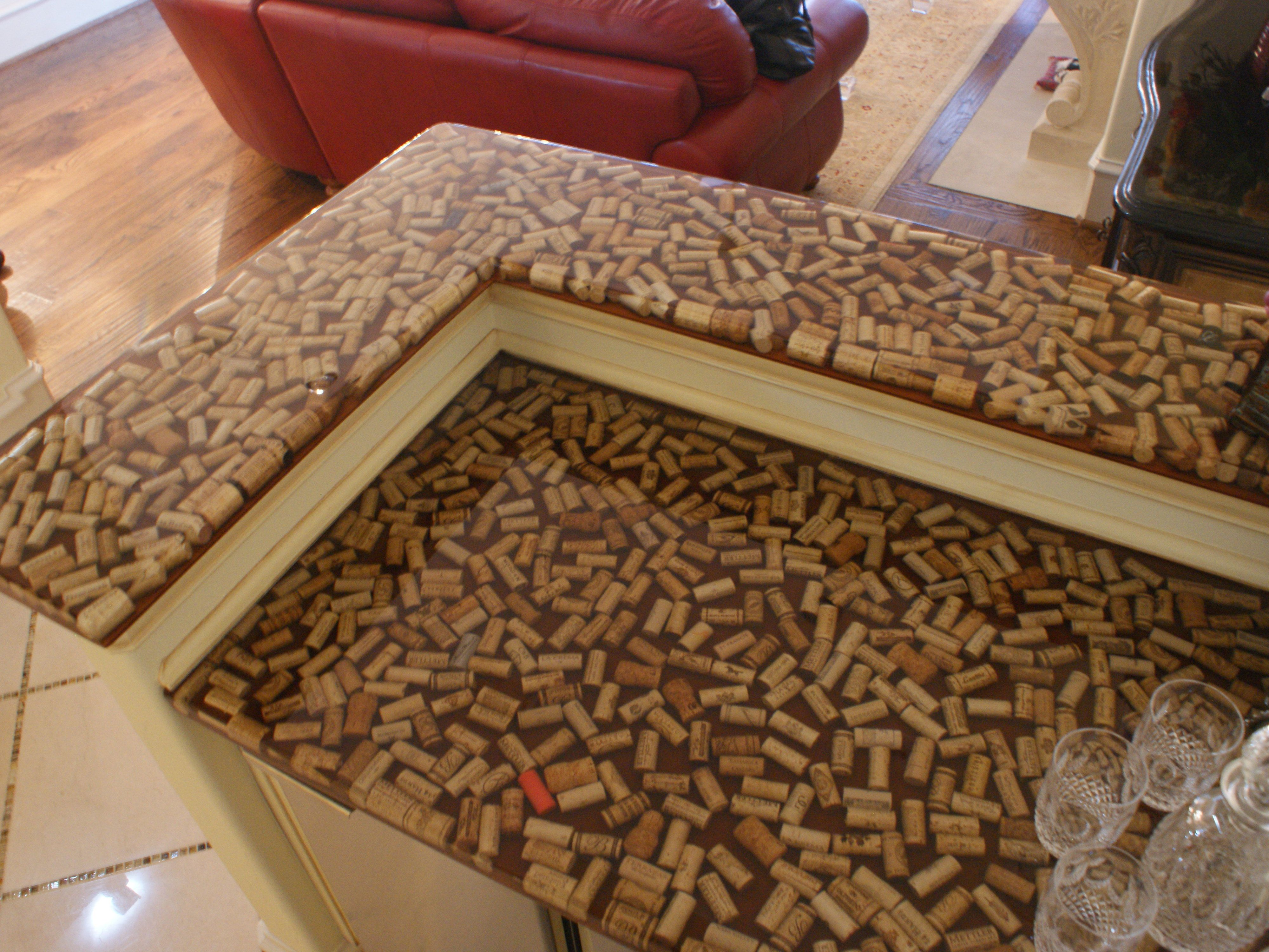 Cly Cork Countertops For Eco