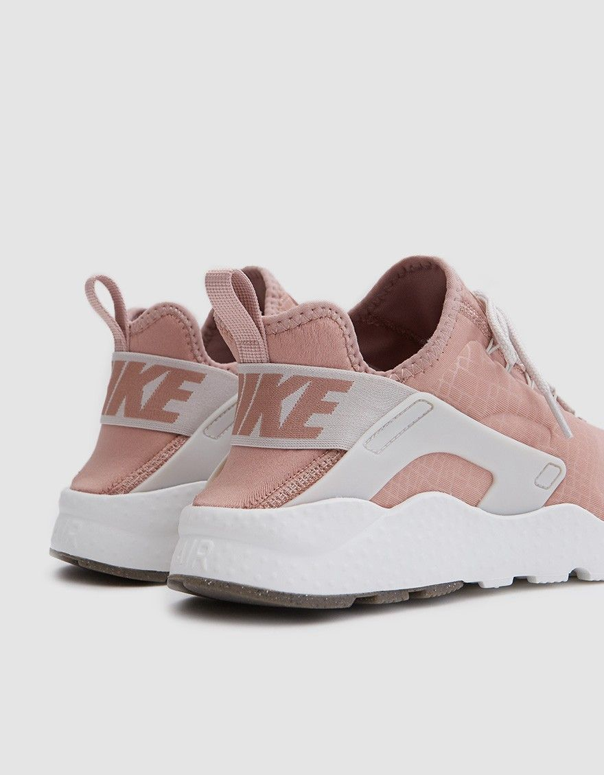 nike air huarache run ultra rosa