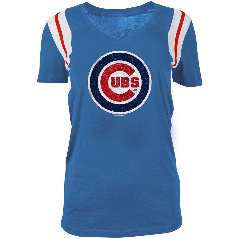Chicago Cubs Women S Tri Blend V Neck T Shirt Chicagocubs Cubs Flythew Mlb Thatscub Chicago Cubs Shirts Cubs Shirts Chicago Cubs [ 1000 x 1000 Pixel ]
