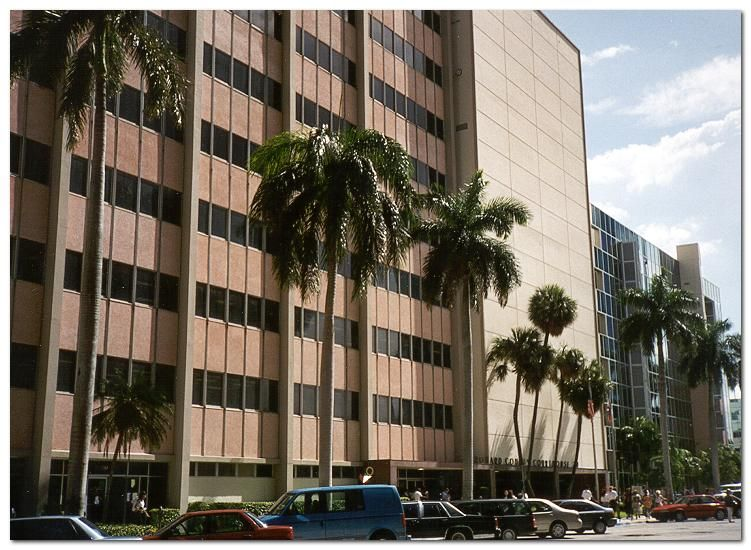 Broward County Courthouse Photo By Jared Anton