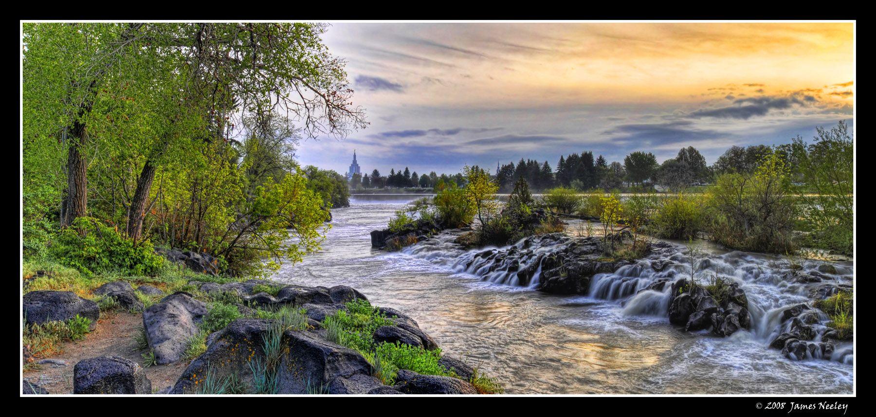 Idaho Fall Scenery