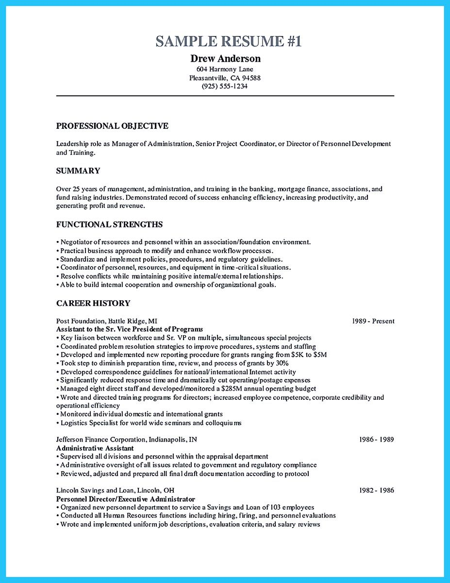 Sample Manager Evaluation. Find This Pin And More On Resume Sample ...