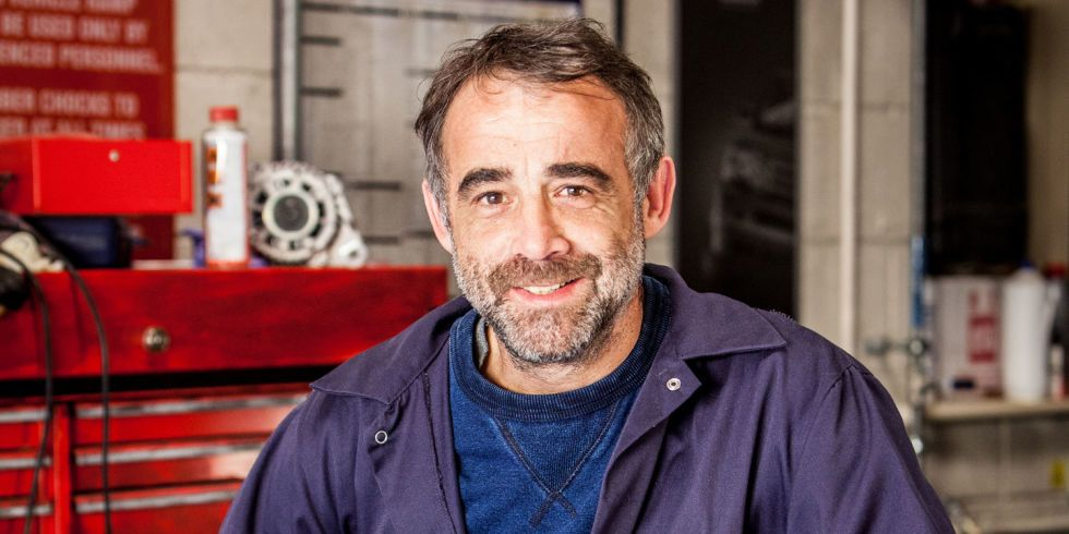 Michael Le Vell as Kevin Webster in Coronation Street
