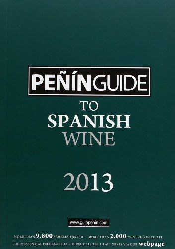 Penin Guide to Spanish Wine 2013 * You can get more details by clicking on the image.