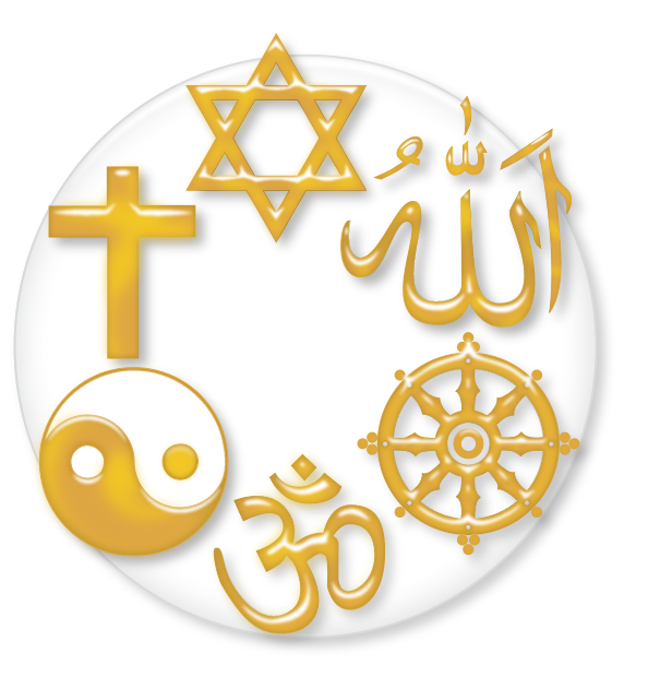 Major Religion Symbolsg Religions For Decision Makers