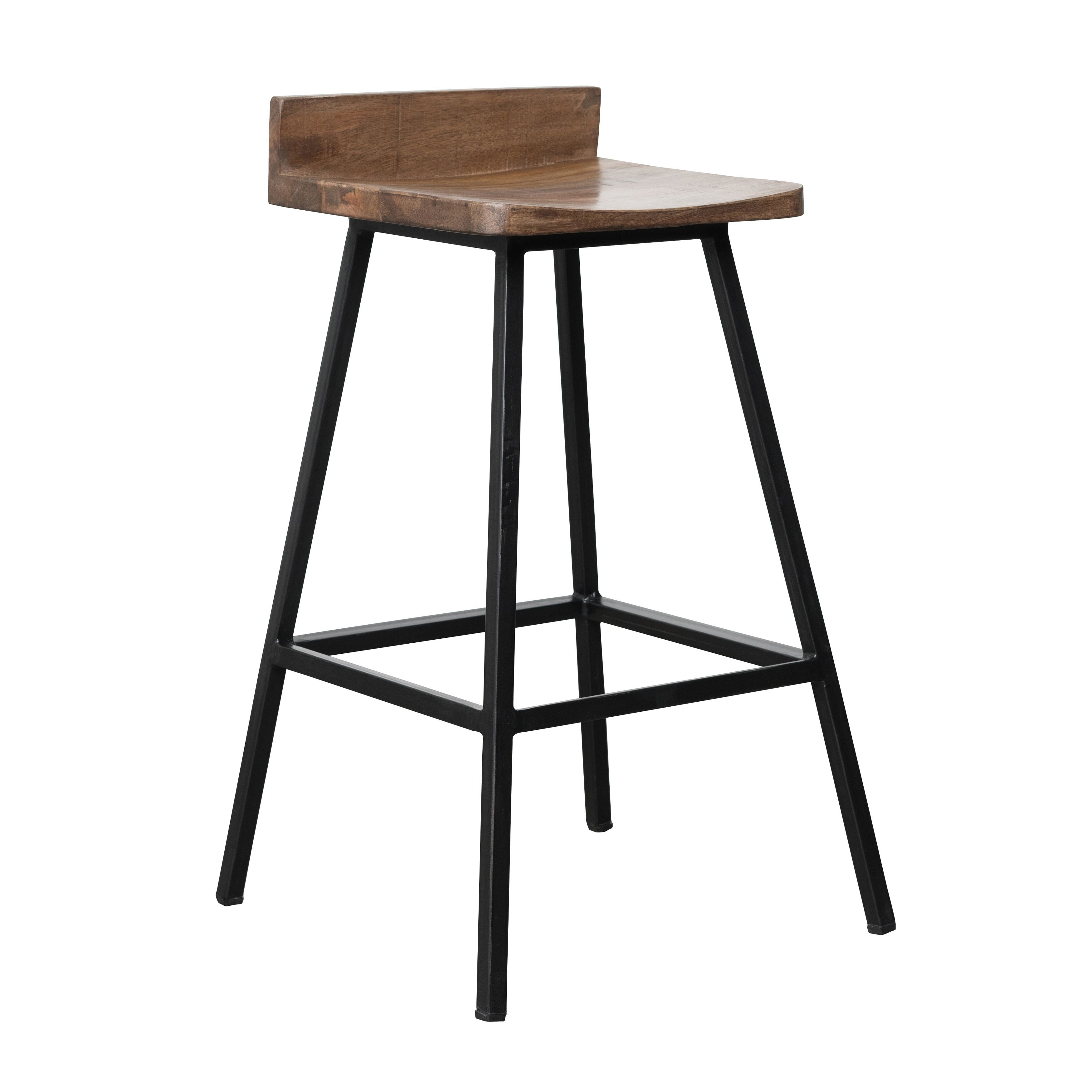 Terrific Carbon Loft Farrimond Wood 27 Inch Counter Stool Modern Unemploymentrelief Wooden Chair Designs For Living Room Unemploymentrelieforg
