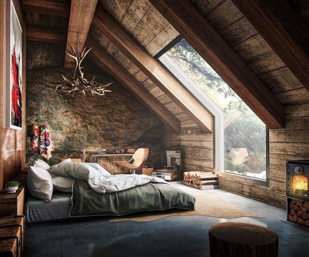 Master bedroom huge  k Likes  Comments  RESTLESS  ARCHITECTURE restlessch