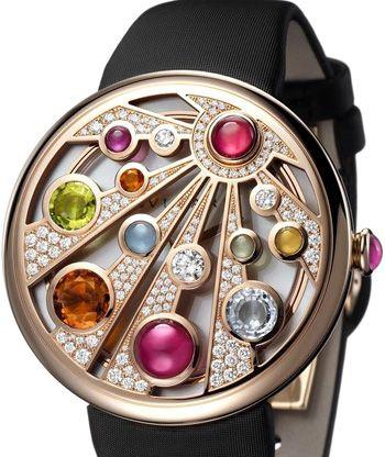 chronowatchco Bulgari Mediterranean Eden Secret Watch - Warmth, Vibrant Colors and Refinement Watches