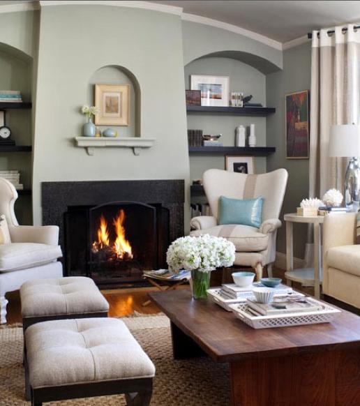 cozy rooms, beautiful rooms, best decorating blogs, nesting, decor ...
