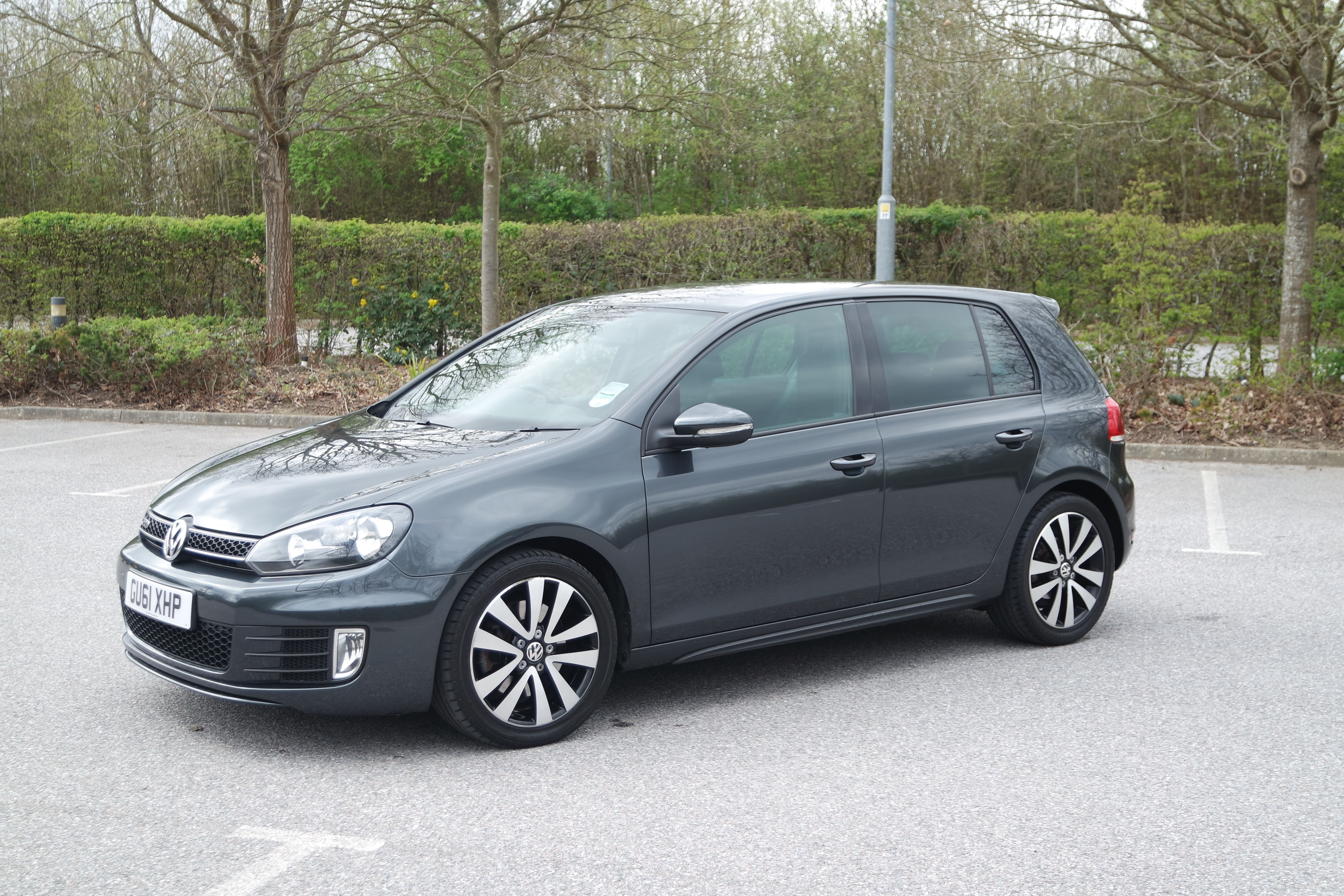 For sale vw golf gtd 170bhp 2011 61 plate 15250