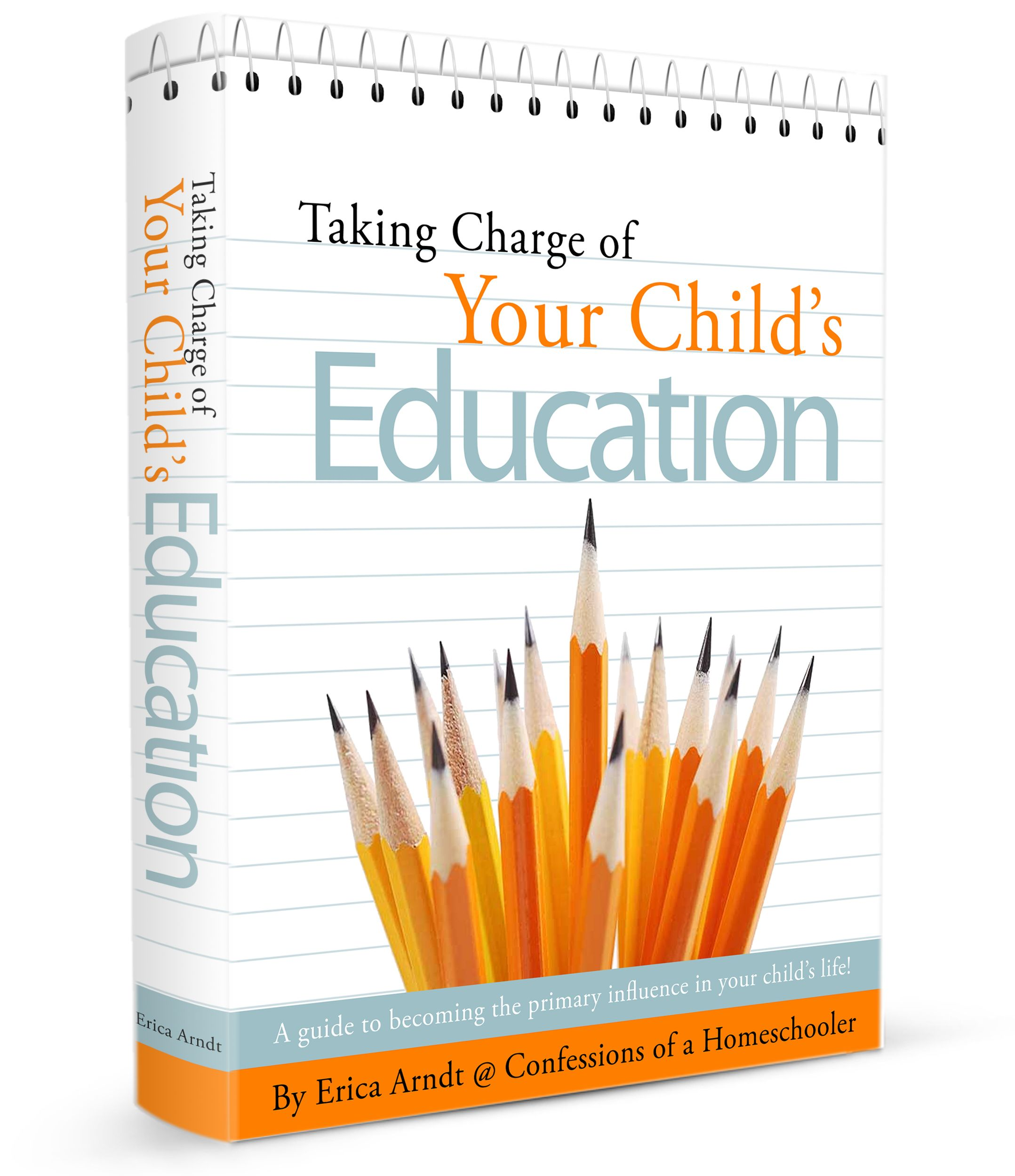Taking Charge Of Your Child S Education Tc