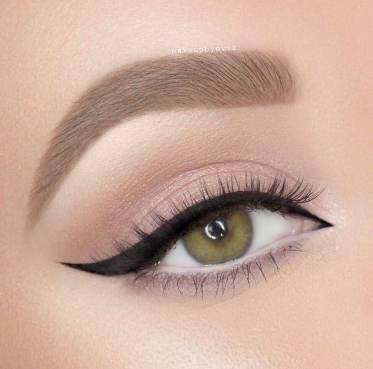 29 gorgeous eye makeup for day and evening eye make-up eye shadow #ma …  29 wunderschöne Augen Make-up für Tag und Abend  Augen Make-up Lidschatten #makeup – Das schönste Make-up – Maquillaje
