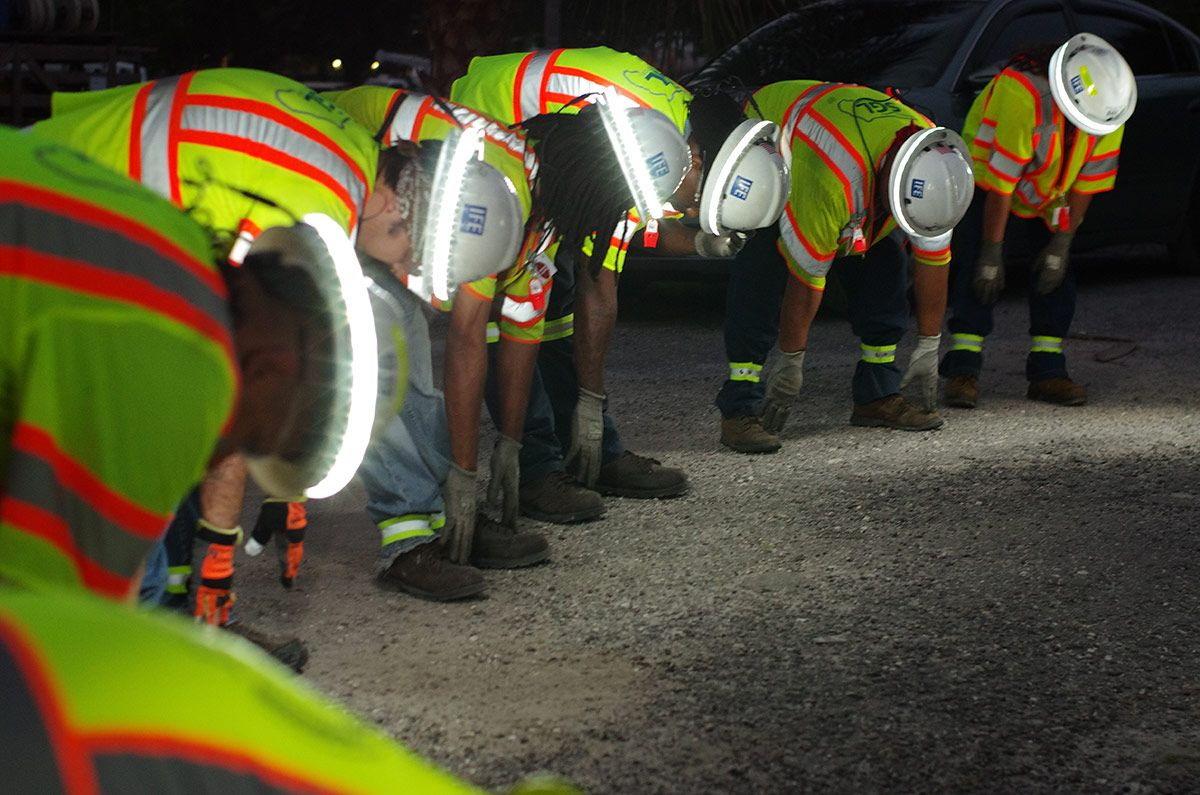 Keeping Everyone Safe At Work Safe Closing Night Durable