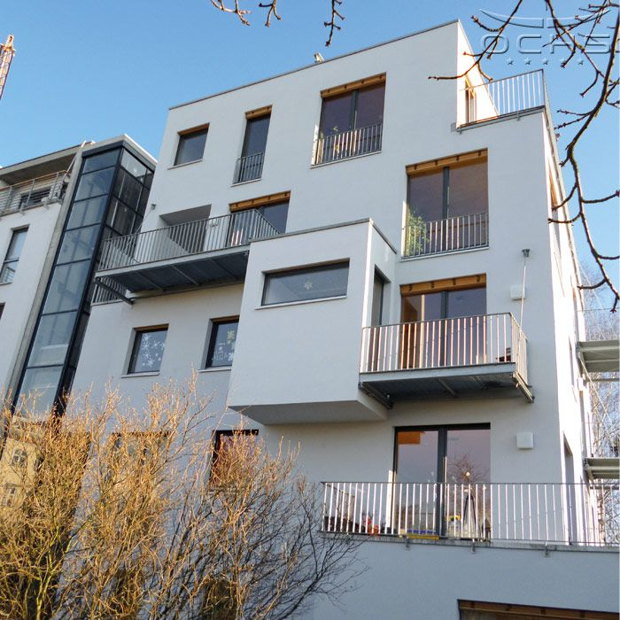 Multi Storey Wood Structures Ochs Holzbau We Build Turn Key Ecological And Efficient Houses With Wood Home Design Plan Multi Family Homes House Design