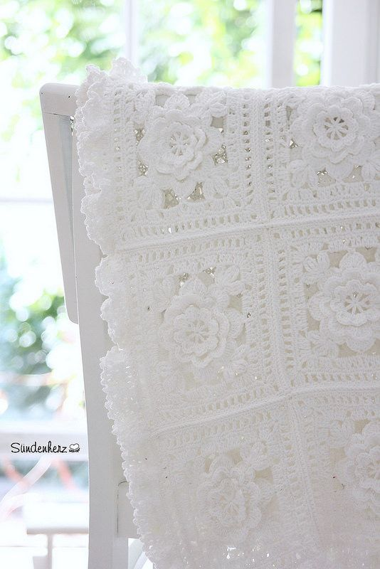 Granny Blanket | Manta, Tejido y Colchas