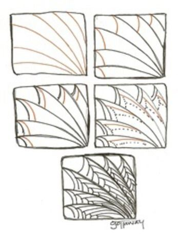 Pin by Susan Birsky on Journal Styles and Cartooning | Zentangle