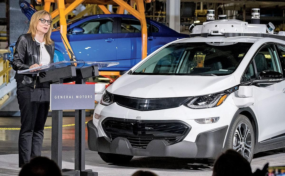 Gm To Lay Out Vision For Autonomous Vehicles Vehicles