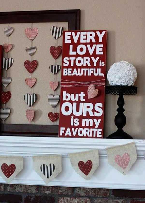 1000 Images About Valentine Table Centerpieces Ideas On Pinterest Valentines Diy Valentine S Day Decorations Diy Valentines Decorations Valentine S Day Diy