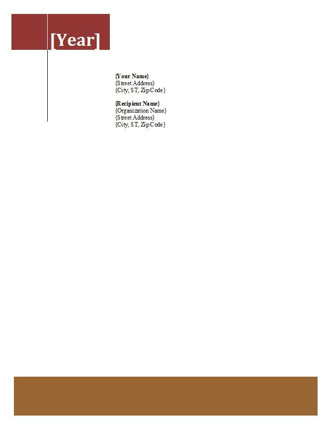 free letterhead templates amp examples company business personal - free letterhead samples
