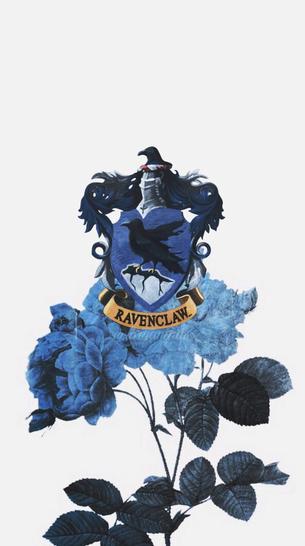 Ravenclaw Lockscreen Harry Potter Illustrations Harry Potter