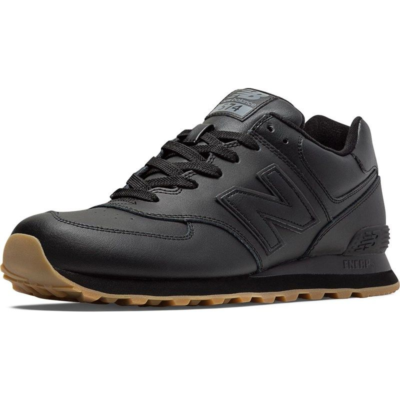 new balance leather shoes