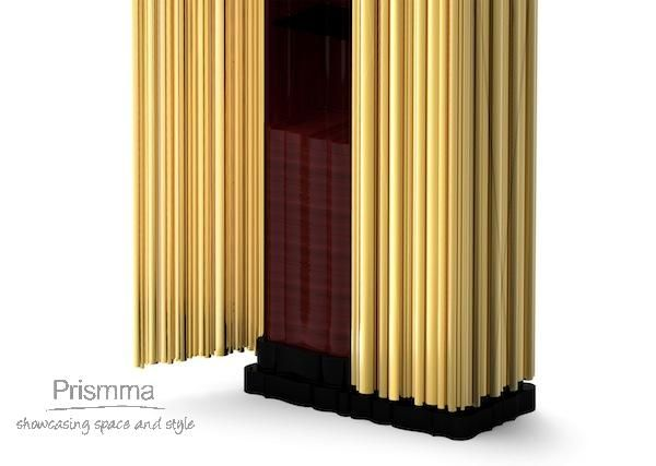 Highboard With Doors SYMPHONY Limited Edition Collection By Boca Do Lobo