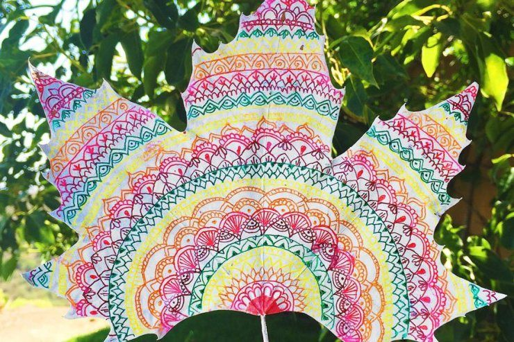 Gorgeous Leaf Craft Ideas You Must Try! | OOLY