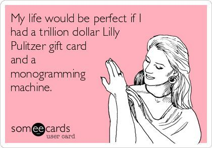 Image result for lilly pulitzer ecard